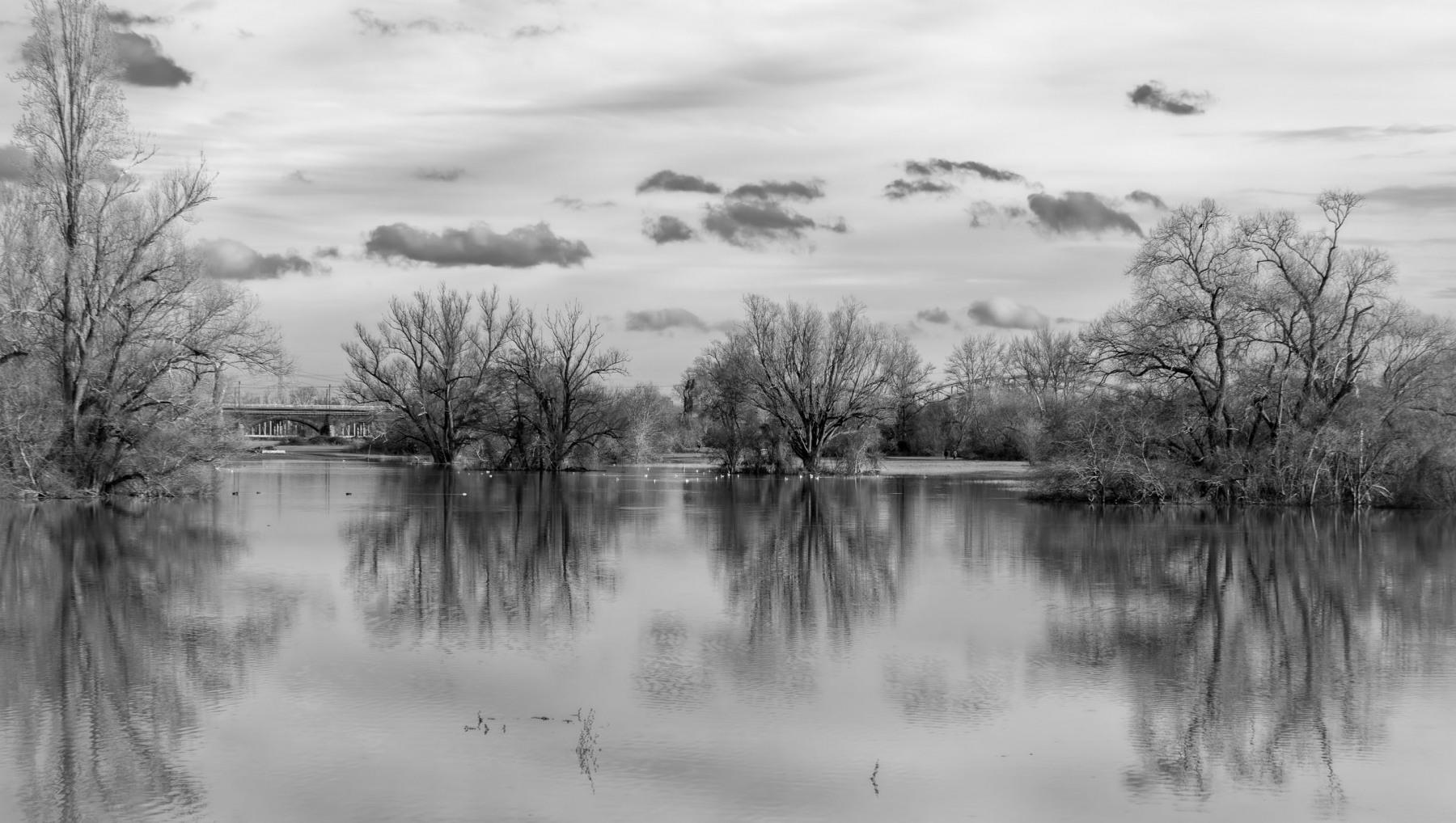 Me-ain-Hochwasser