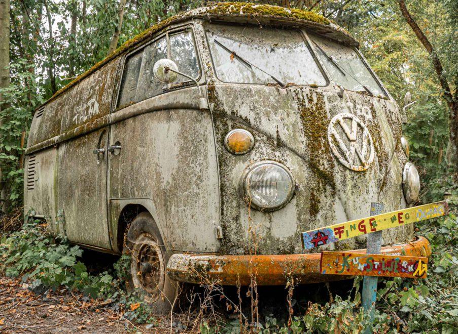Wo geht es bítte nach Woodstock ?